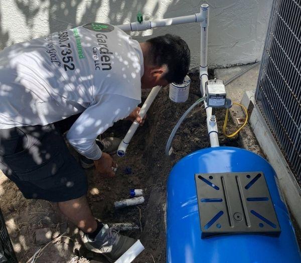 Sprinkler Repair Nearby