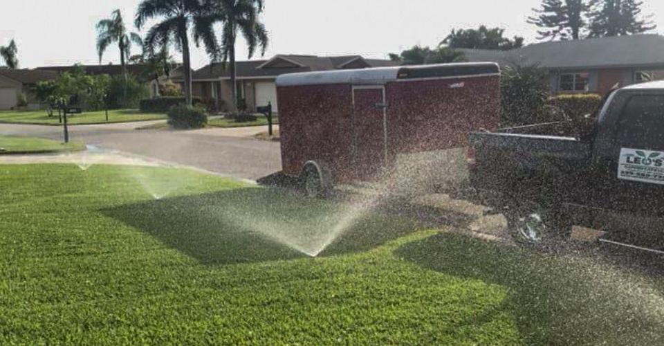 Sprinkler System Company